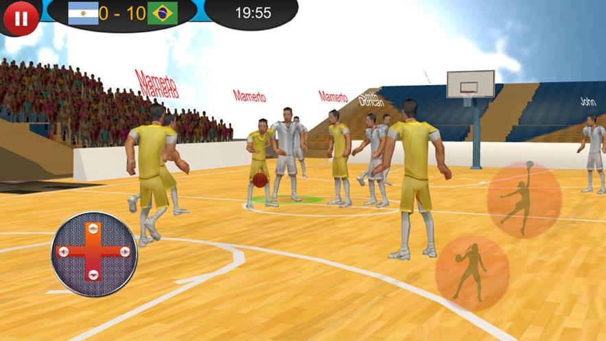 篮球联赛加拿大pc图2