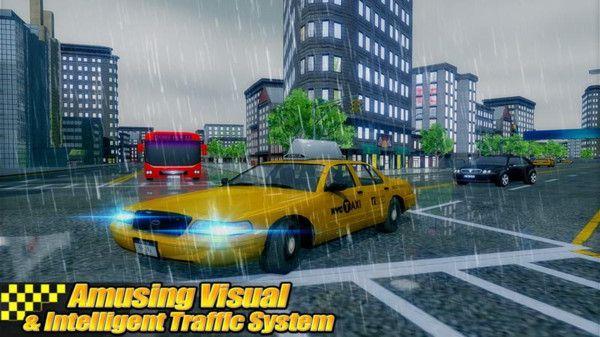 出租车运输司机极速版图1