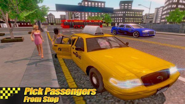 出租车运输司机极速版图2