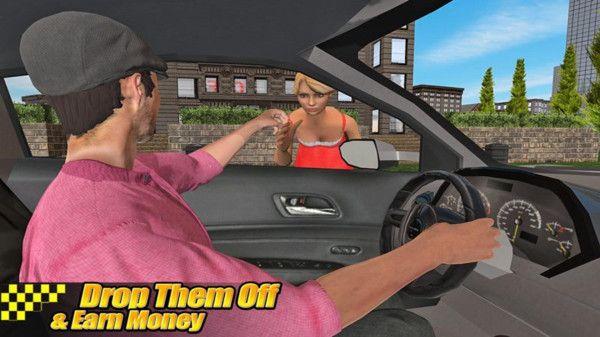 出租车运输司机极速版图片1