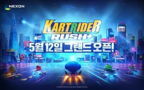 KartRider Rush+官网版图1