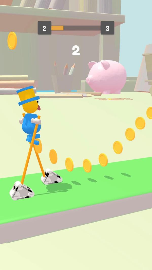 拐杖行走游戏图1