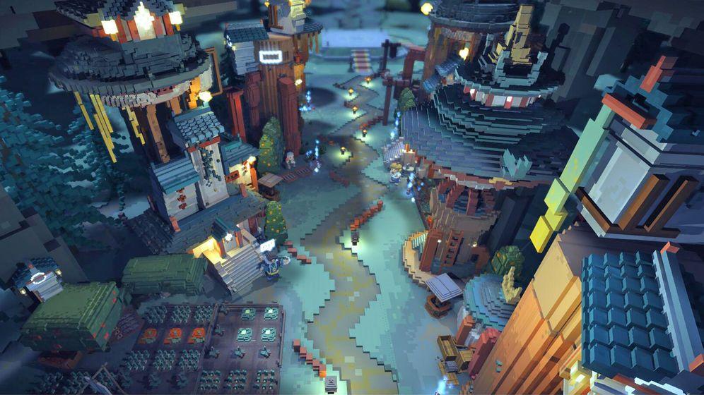 楼宇之上游戏图片2
