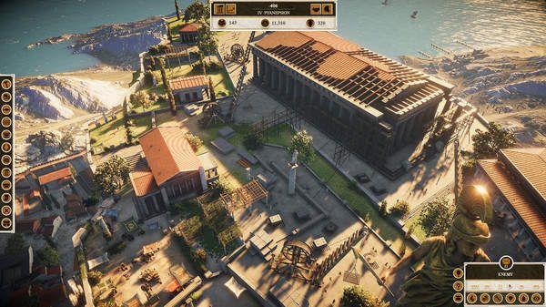 希腊建设者游戏图2