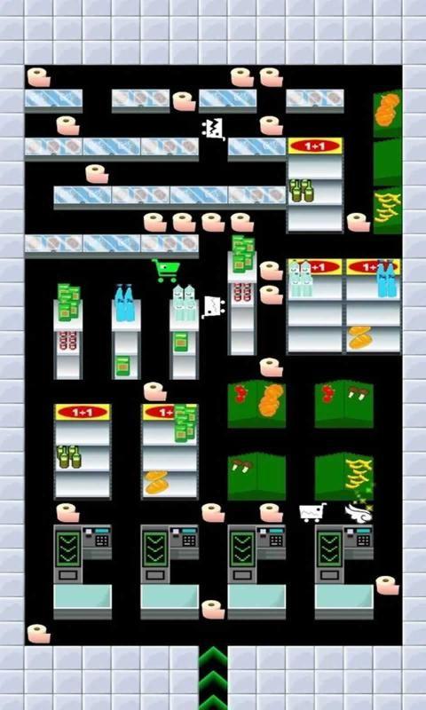 厕纸冲刺游戏图3