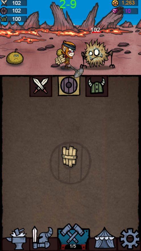 我的洞窟游戏图1