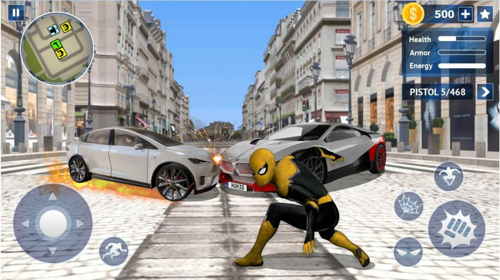蜘蛛侠最强之战游戏图3