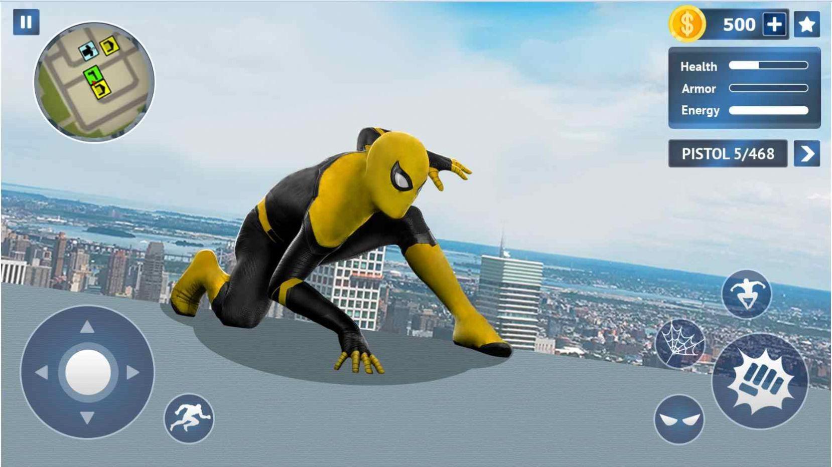 蜘蛛侠最强之战游戏图片1