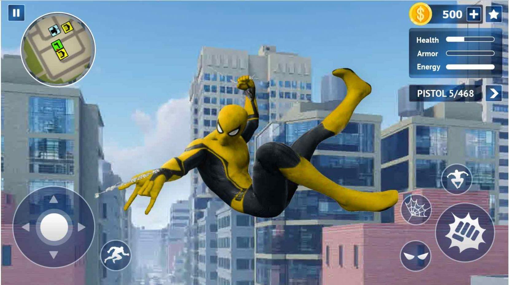 蜘蛛侠最强之战游戏图片3