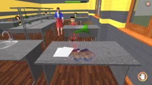 令人毛骨悚然的恐怖老师之谜游戏图片4