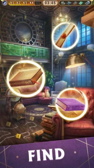 奥秘庄园隐藏对象游戏图片1