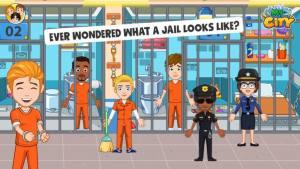 我的城市监狱游戏图片2