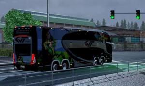 重型欧洲巴士模拟器2游戏图1