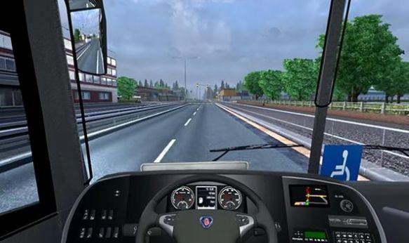 重型欧洲巴士模拟器2游戏图2