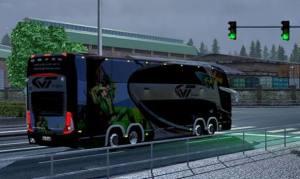 重型欧洲巴士模拟器2游戏图片2