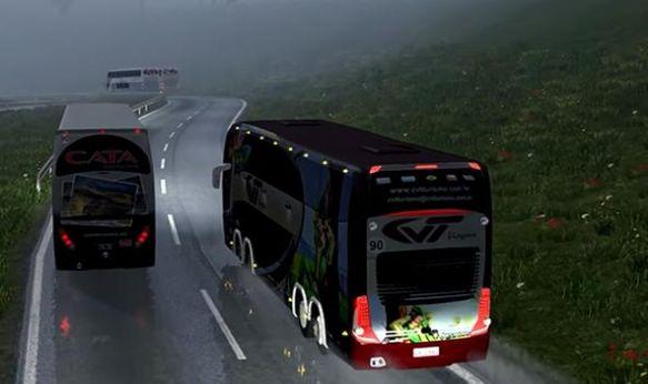 重型欧洲巴士模拟器2游戏图4