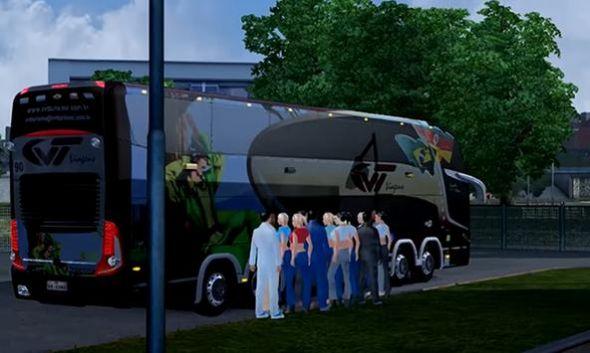 重型欧洲巴士模拟器2游戏图片4