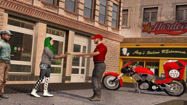 披萨送货员模拟破解版图2
