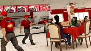 披萨送货员模拟破解版图1