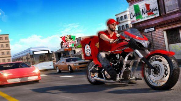 披萨送货员模拟破解版图3
