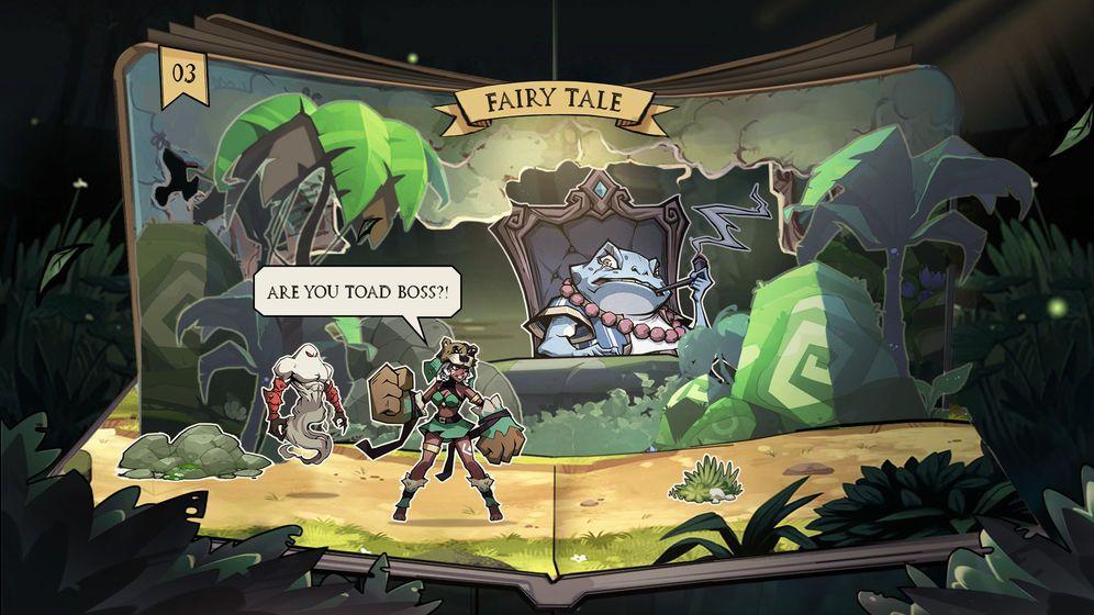 崩坏的童谣游戏图片1